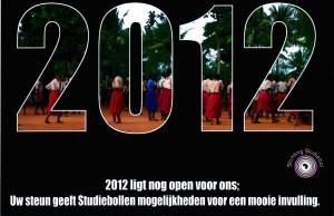 Nieuwjaar 2012